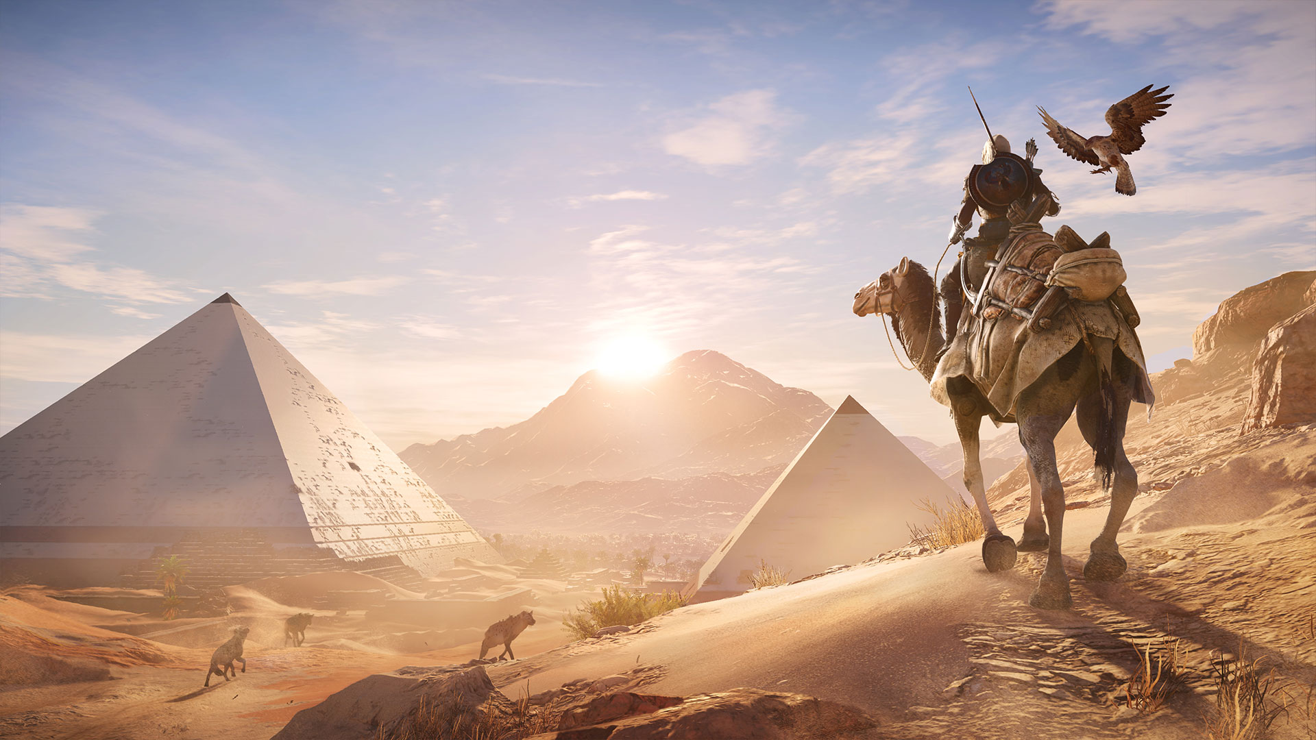 Assassin's Creed: Origins gets a stunning new trailer.