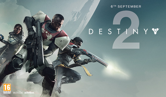 Watch the Destiny 2 launch trailer here.