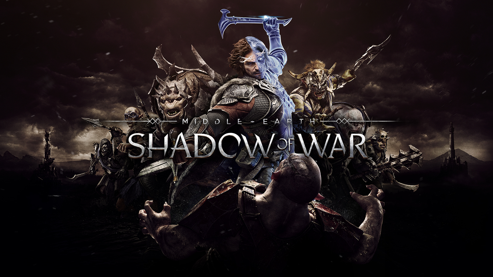Take control of Orc's in Middle-earth: Shadow of War.