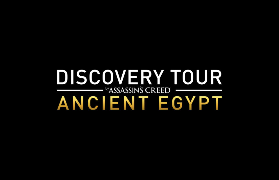 Discover Egypt with Assassin's Creed.