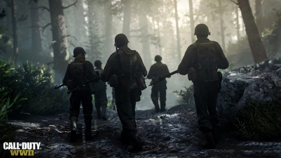 Prepare your squad for Call of Duty: WWII.