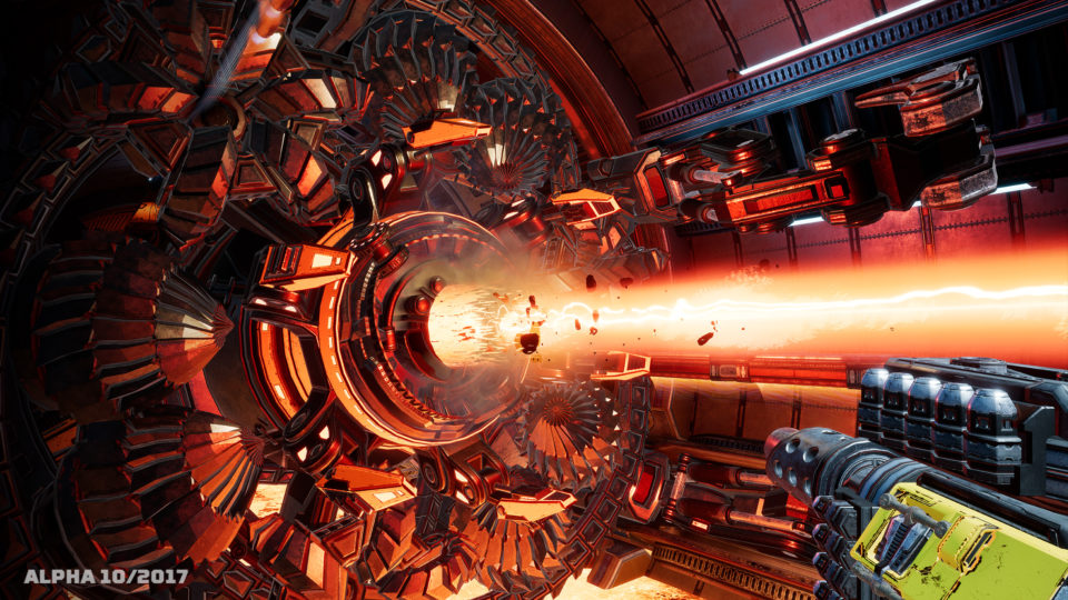 Join the resistance with MOTHERGUNSHIP.