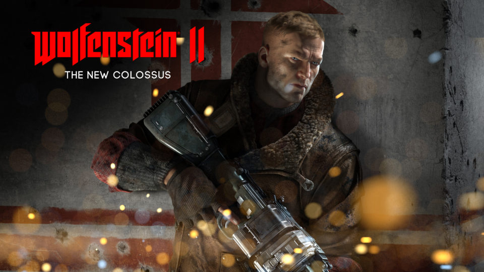 Prepare yourself for Wolfenstein II: The New Colossus.