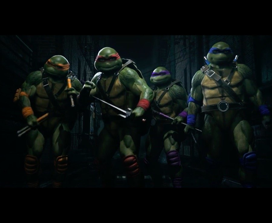 The Teenage Mutant Ninja Turtles are coming to Injustice 2.