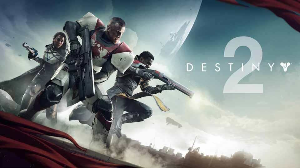 Here's your chance to try out Destiny 2.