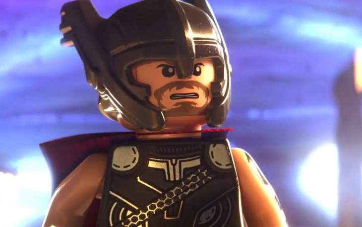 Thor joins the star studded cast of LEGO Marvel Super Heroes 2.