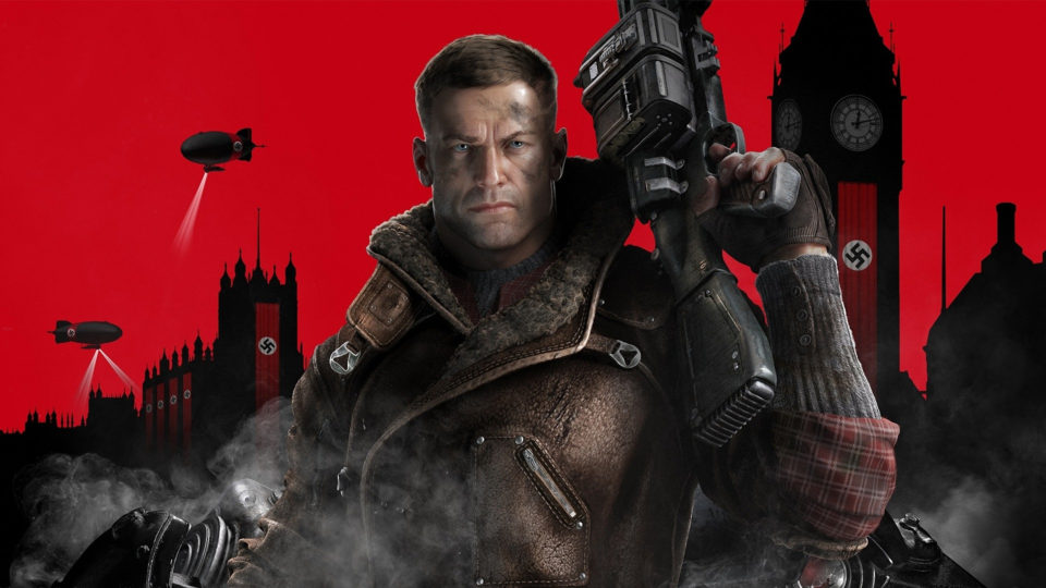 Here's your chance to play Wolfenstein II: The New Colossus.