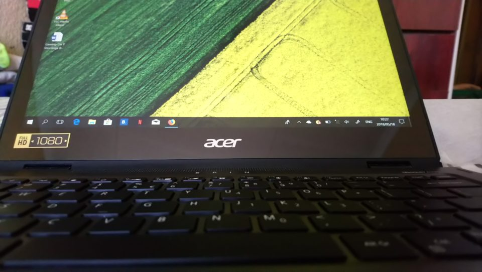 Acer Spin 5 (Review).