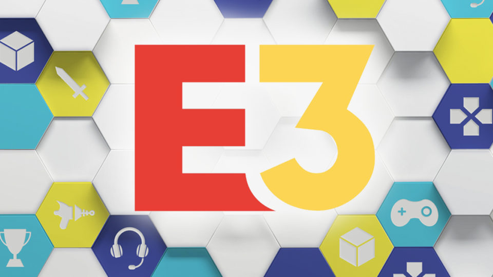 It's E3, I missed a lot while sleeping.