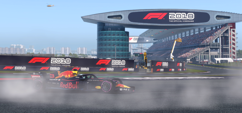F1 2018 is the ultimate video game for F1 fans.