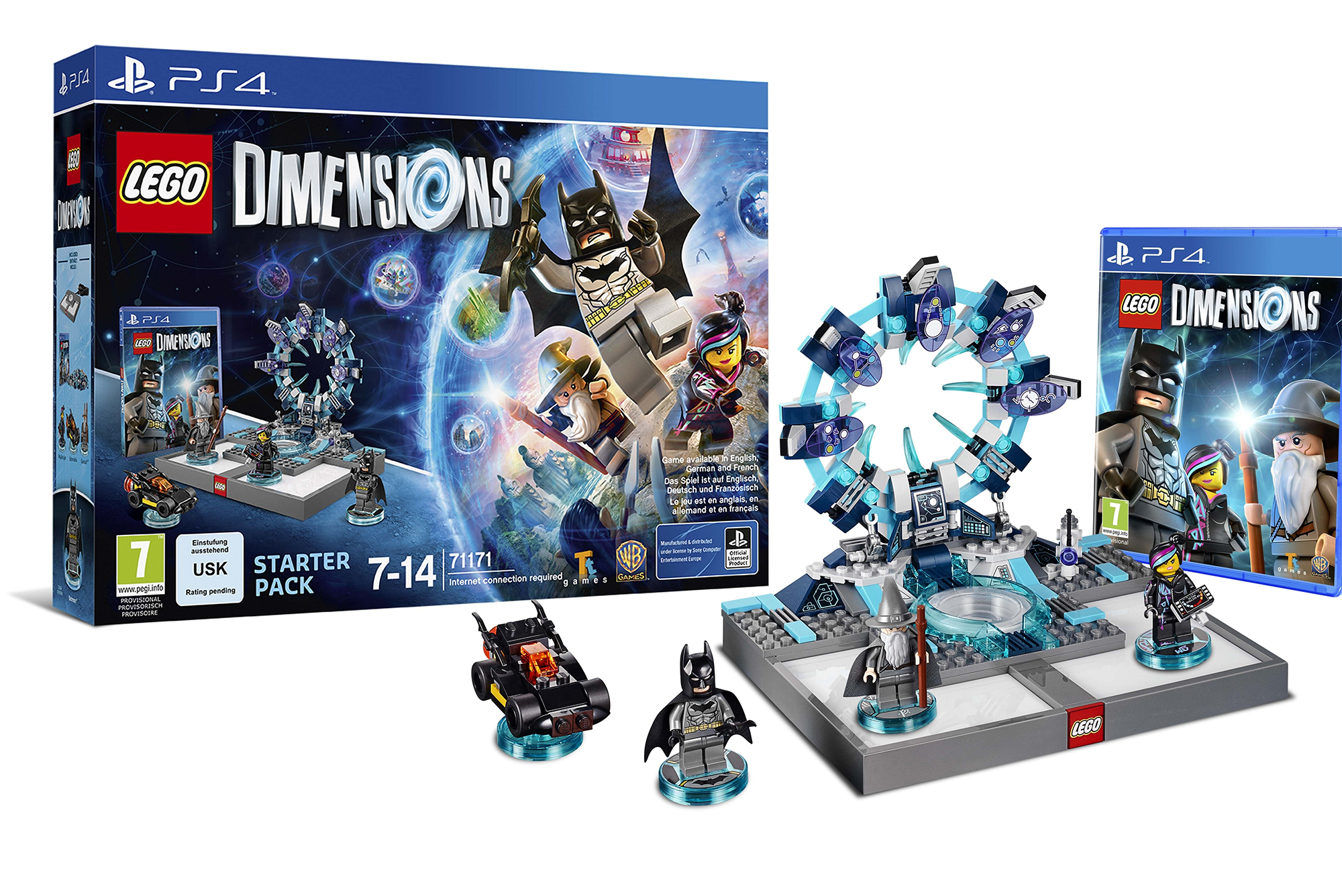 Meet the heroes of LEGO Dimensions.